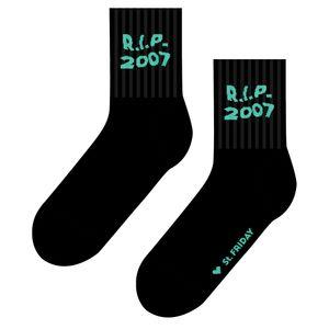 Носки спортивные Прощай 2007 (10 см)