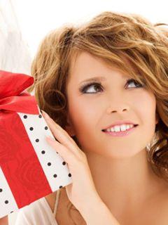 Что подарить женщине?