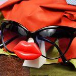 Подставка для очков Губы Hot Lip