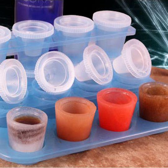 Ледяные стопки Ice Shot Glasses (12 шт.)