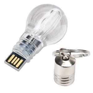 Флешка Светящаяся лампочка 16 Гб