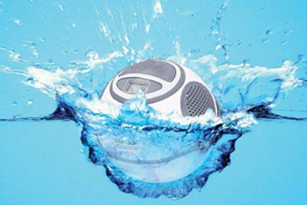 Водоплавающий динамик Aqua Dancer