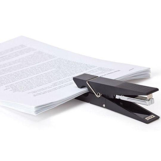 Степлер Прищепка Paper Peg Используется как зажим для бумаг