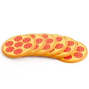 Подставка под стаканы Пицца Pizza (6 шт.)