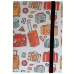 Обложка для автодокументов Baggage