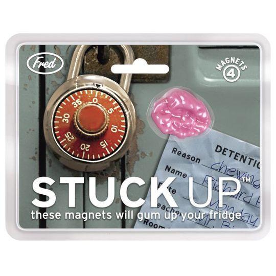 Магниты Жвачка Stuck Up (4 шт.)