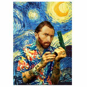 Открытка Модные классики Ван Гог