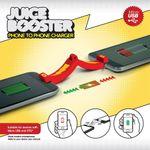 Устройство для зарядки одного телефона от другого Juice Booster
