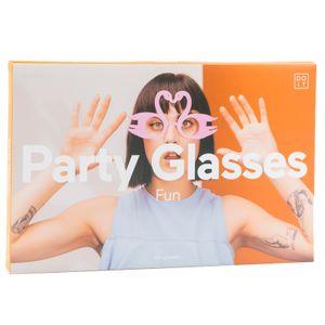 Бумажные очки для вечеринок Party Glasses