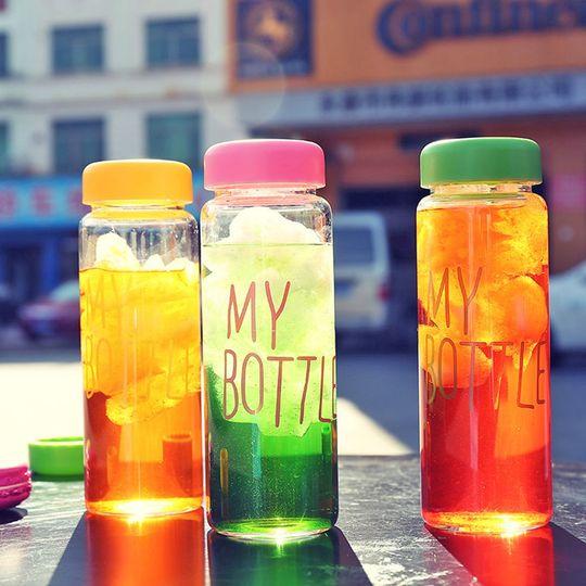 Бутылка My Bottle Удобно брать с собой