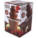 Шоколадный фонтан 2 яруса