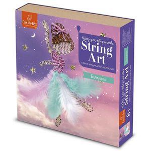 Набор для творчества Стринг Арт Балерина