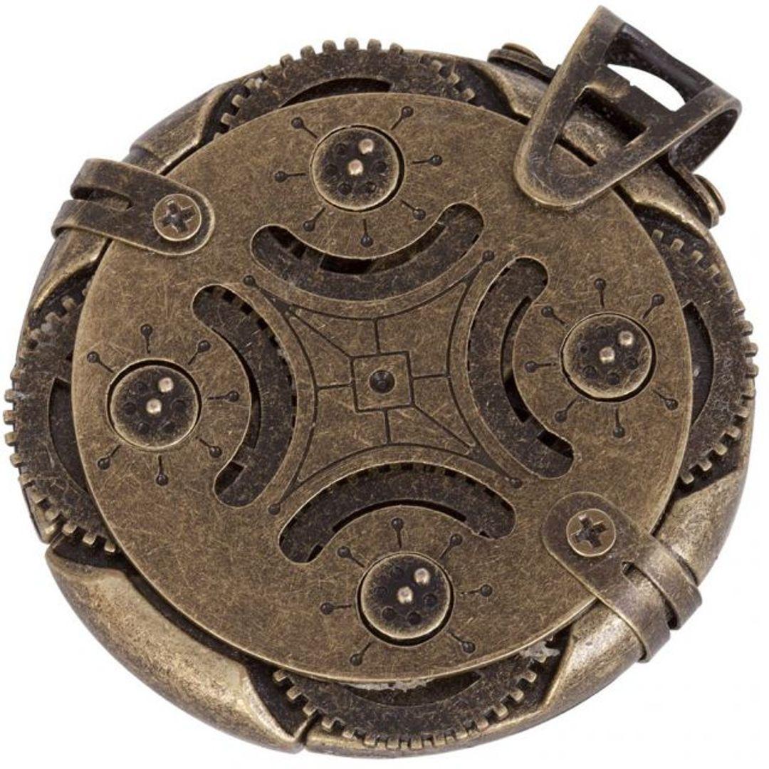 Флешка Cryptex Roundlock 16 Гб