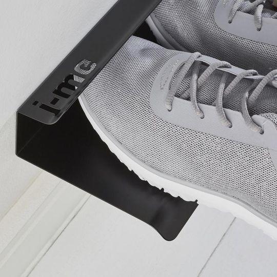 Полка для обуви Shoe Rack (70 см) (Черный)