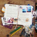Журнал путешественника My Travel Journal