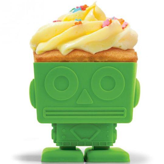 Форма для выпечки Роботы Yum Bots!