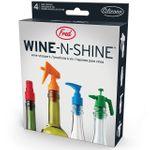 Пробки для бутылок Пшик! Wine-n-Shine (4 шт.)