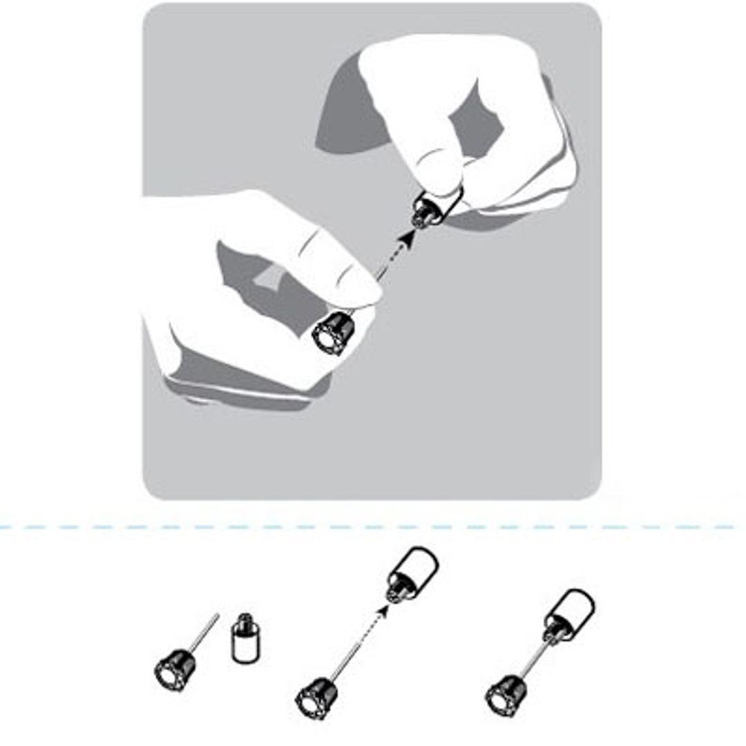 Светящиеся светодиодные серьги: схема работы (нужно надавить)