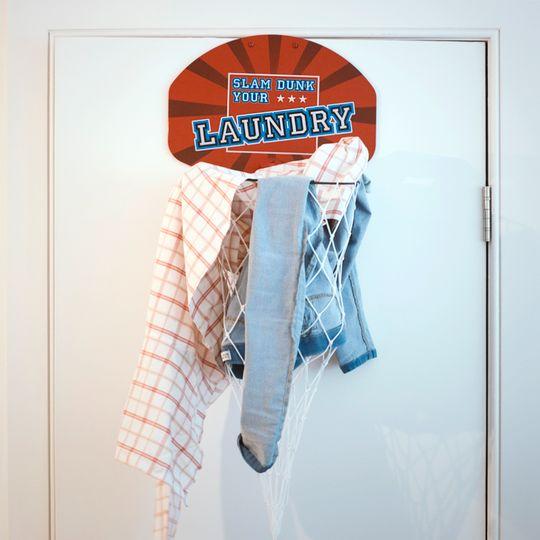 Баскетбольное кольцо для белья Гарлем