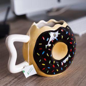 Кружка Пончик Donut Coffee Mug
