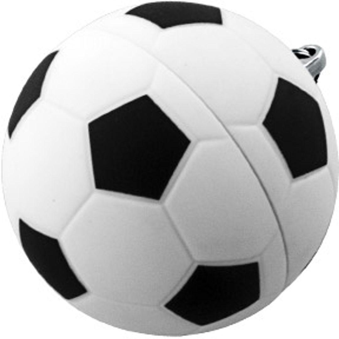 Флешка Футбольный мяч 4 Гб