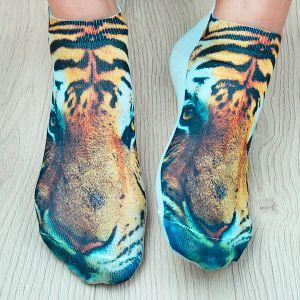 Носки женские Тигр