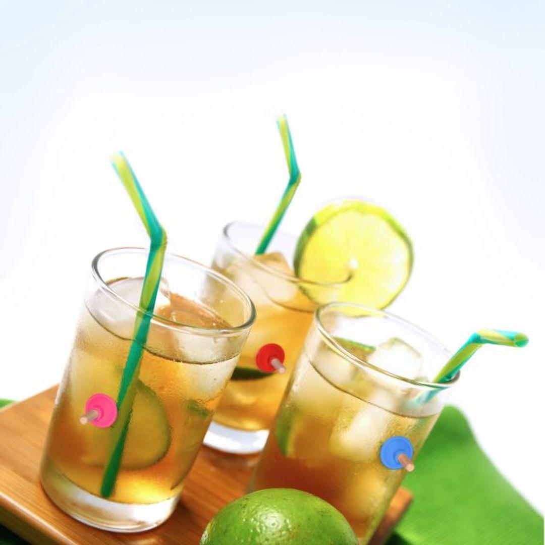 Маркеры для стаканов Вантуз Party Plungers