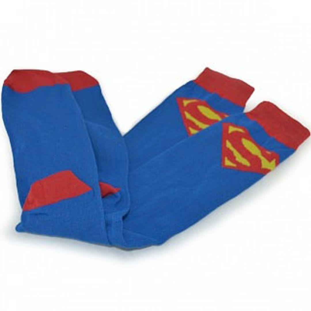 Носки Супермена