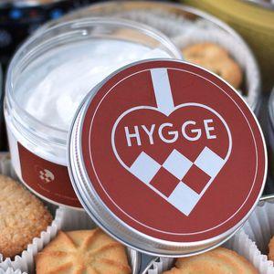 Крем-масло для тела HYGGE by Pavel Petel с ароматом печенья