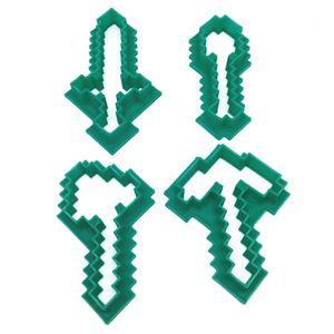 Форма для печенья Minecraft (набор)