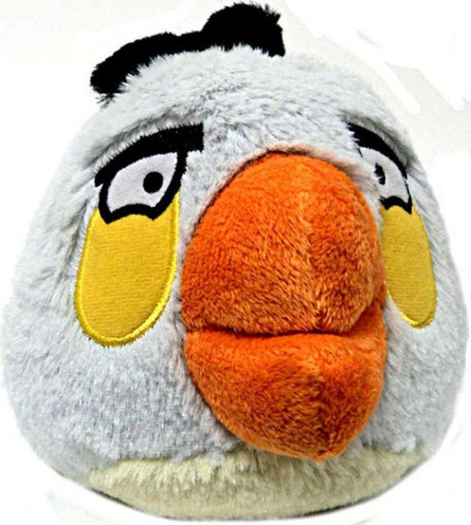 Игрушка Angry Birds 15 см Белая птичка