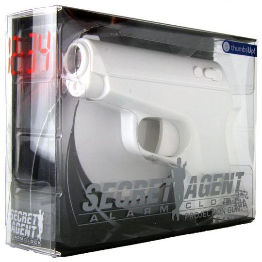 Будильник секретного агента Secret Agent Alarm Clock