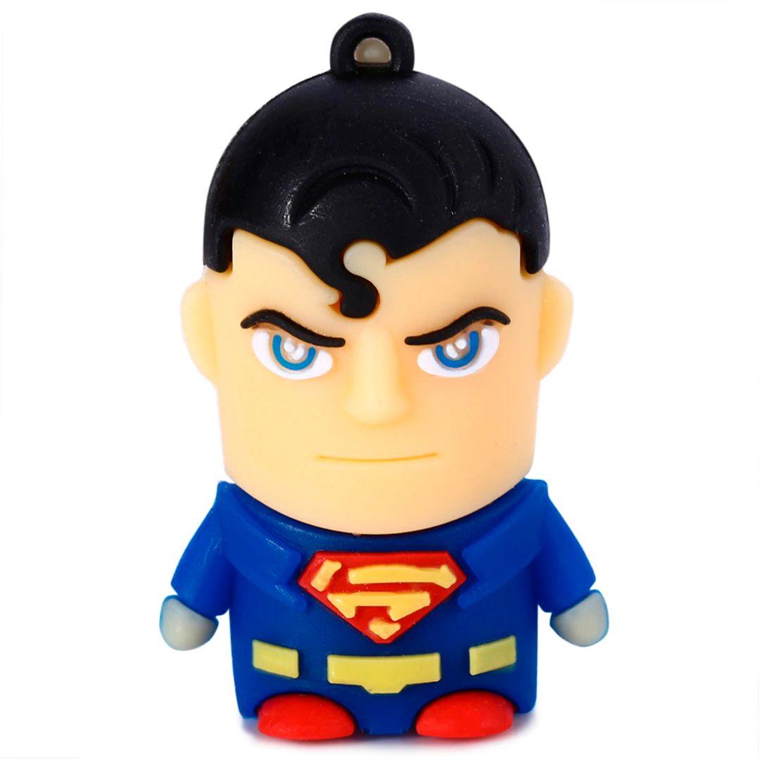 Флешка Супермен 8 Гб