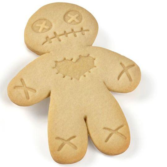 Форма для выпечки Вуду Cursed Cookies