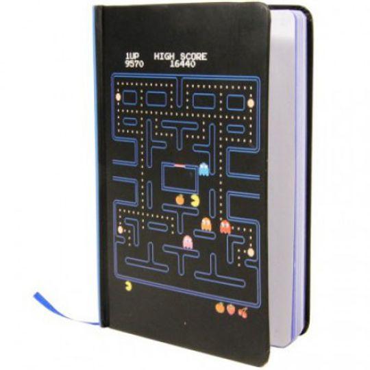 Блокнот Pac-Man