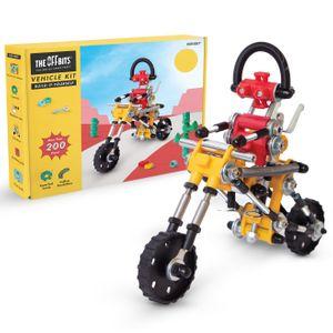 Игрушка-конструктор The Offbits Biker