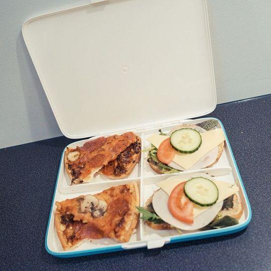 Ланч-бокс FoodBook