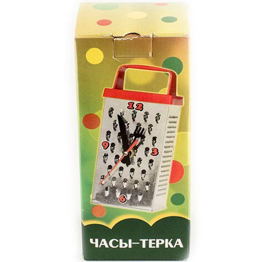 Часы Терка Упаковка