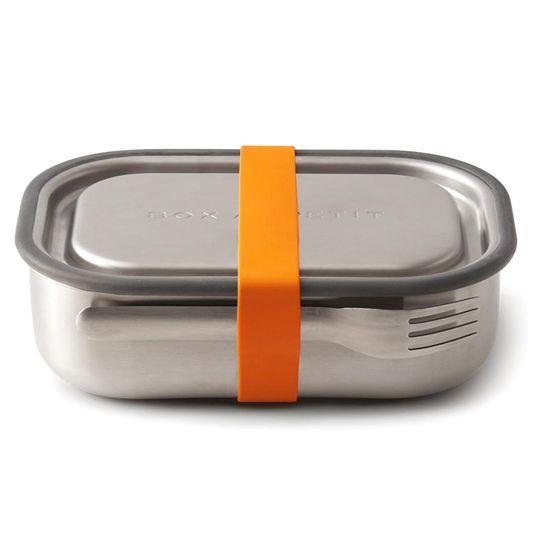 Ланч-бокс Box Appetit Steel (Оранжевый)