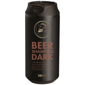 Восстанавливающий шампунь с аргановым маслом Beer Shampoo Dark (TCB06RA)