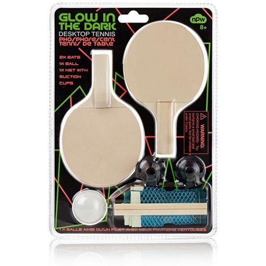 Светящийся настольный теннис