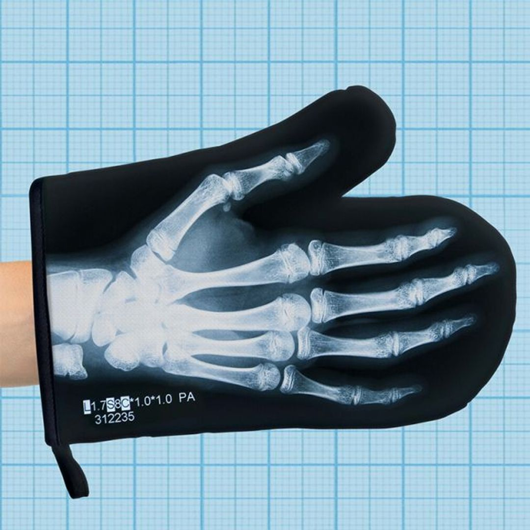 Прихватка для горячего Рентген X-Ray
