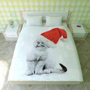 Комплект постельного белья Newtone Новогодний Пушистик