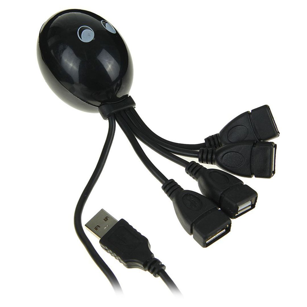 USB Хаб Осьминог