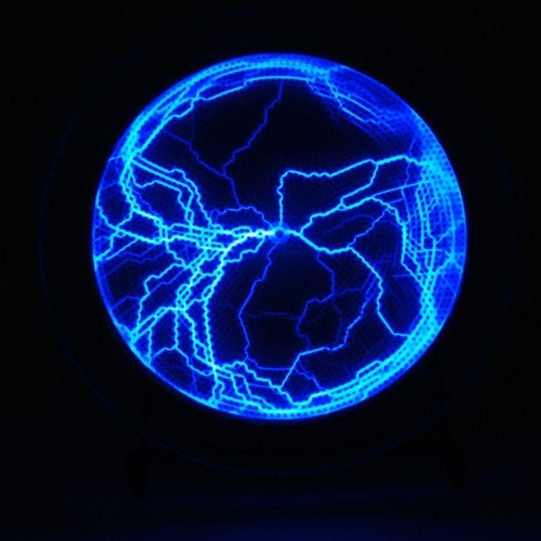 USB Синяя плазма
