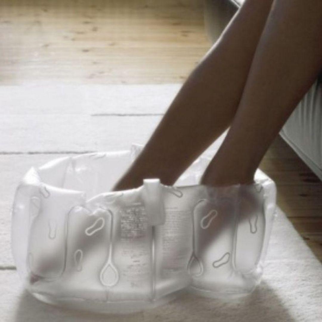 Надувная ванночка для ног Foot Bath