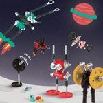 Игрушка-конструктор The Offbits Space Mission