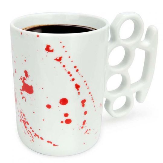 Кружка Кровавый Кастет