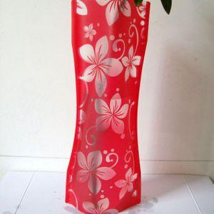 Складная полиэтиленовая ваза