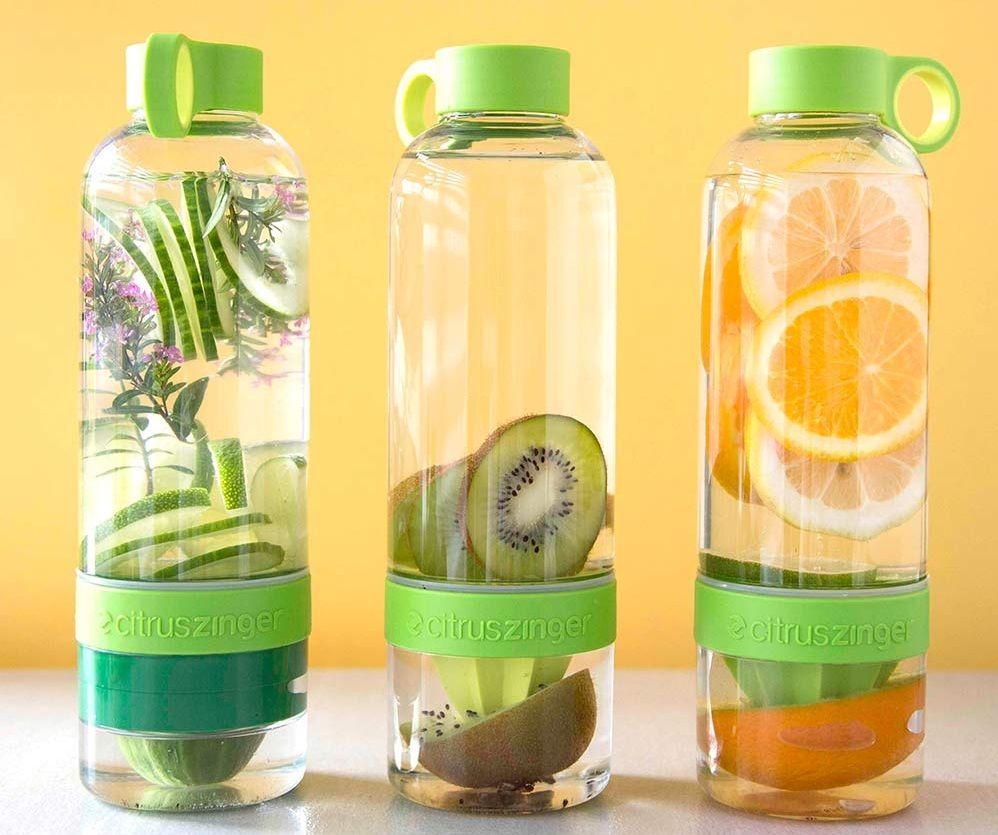 Бутылка с соковыжималкой Citrus Zinger